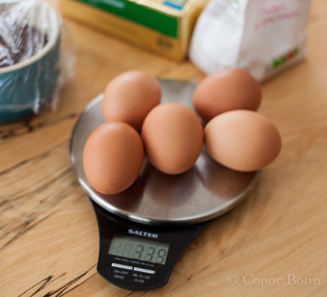 Not an eggsact measurement. But, close enough.