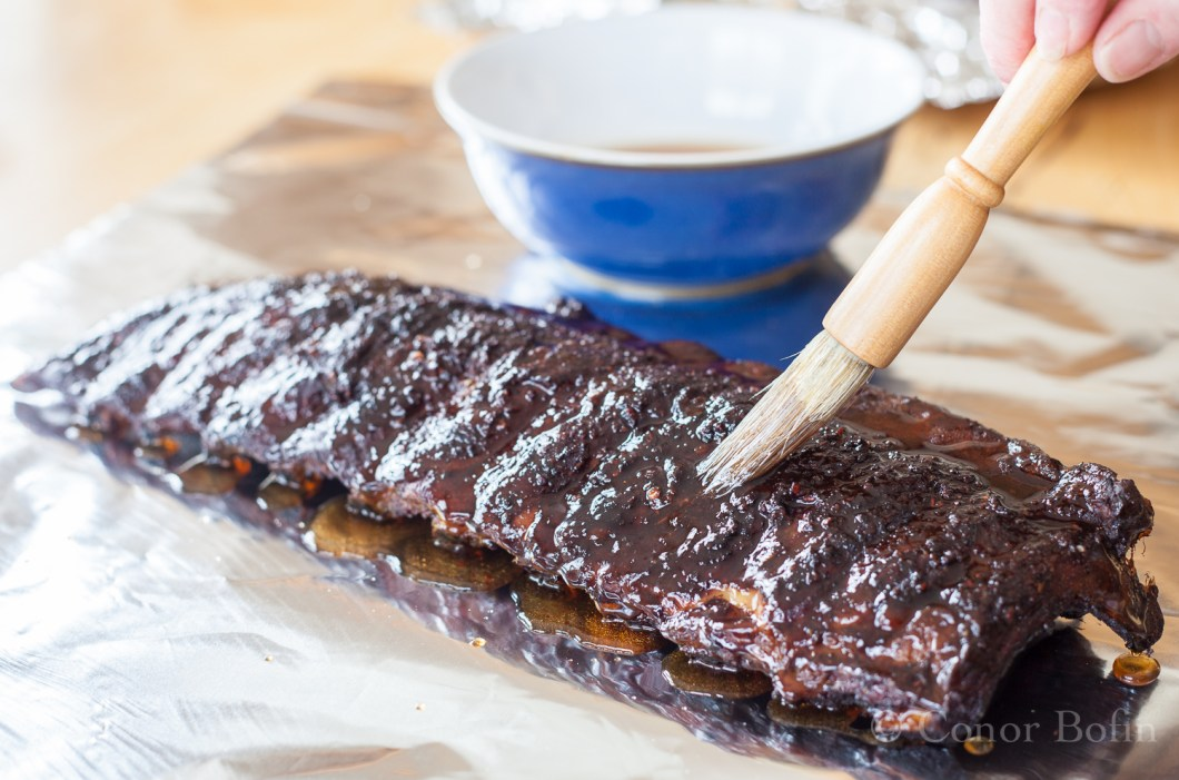 I WANT MY BABY BACK! or Spiced Baby Back Ribs With Maple ...