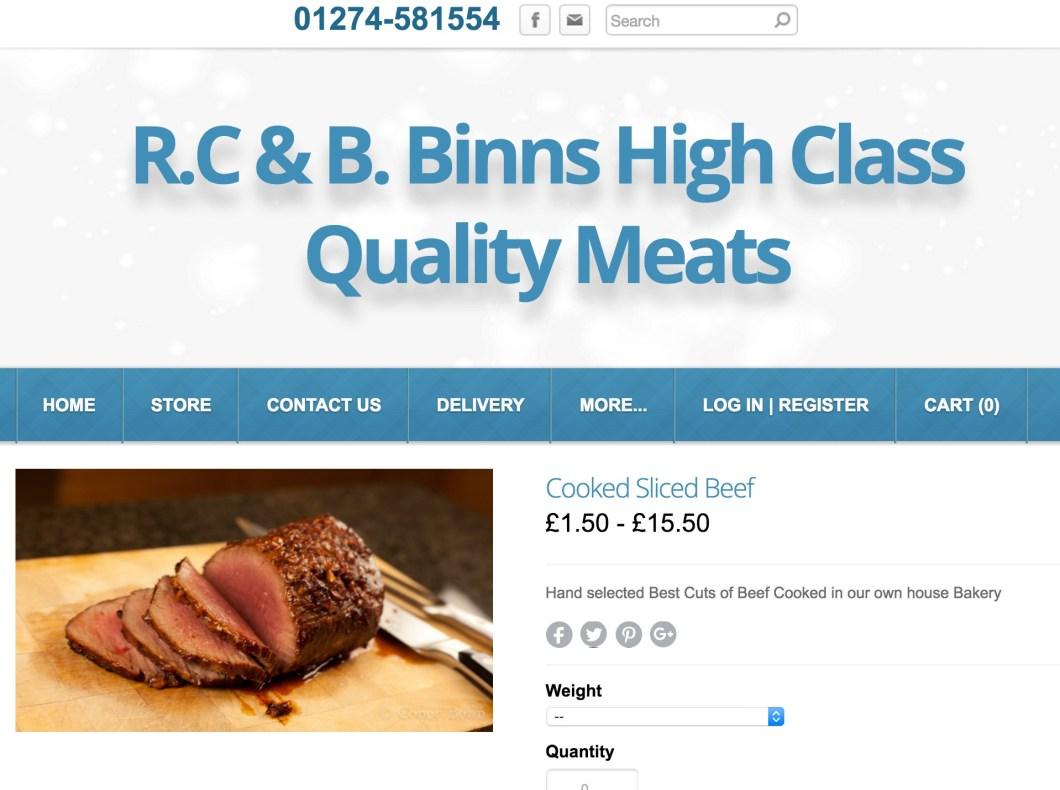 R & C Binns