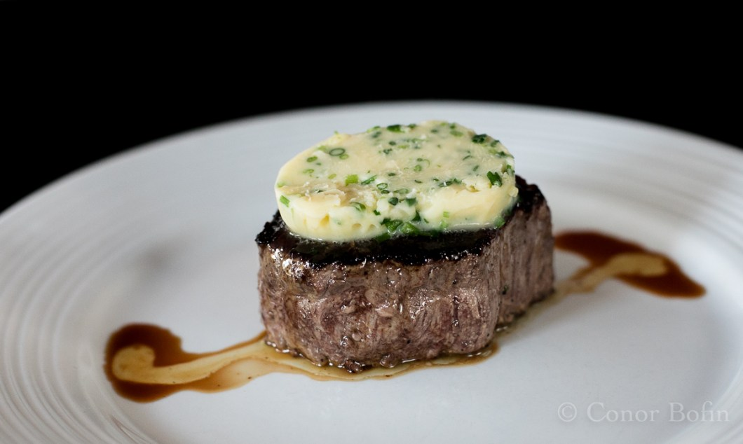 Fillet steak with bone marrow butter (5 of 6)