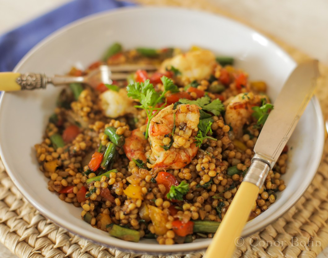 Spicy Prawn Couscous (9 of 9)