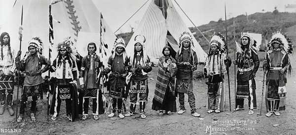 100 milioni di Nativi Americani uccisi perch nessuno