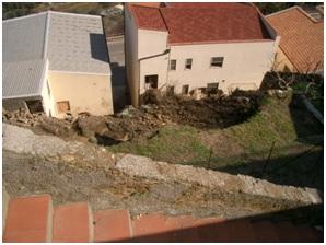 terre e rocce da scavo: scavo in fondazione