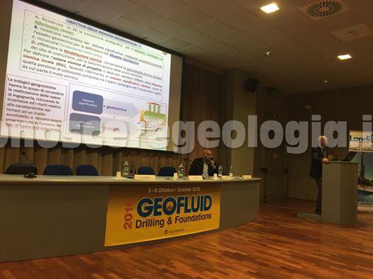 Convegno Indagini geognostiche, prof. Eros Aiello