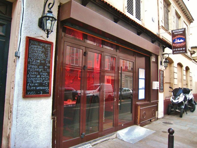 Ristorante uzbeko a Parigi il mio preferito  Conosci Parigi