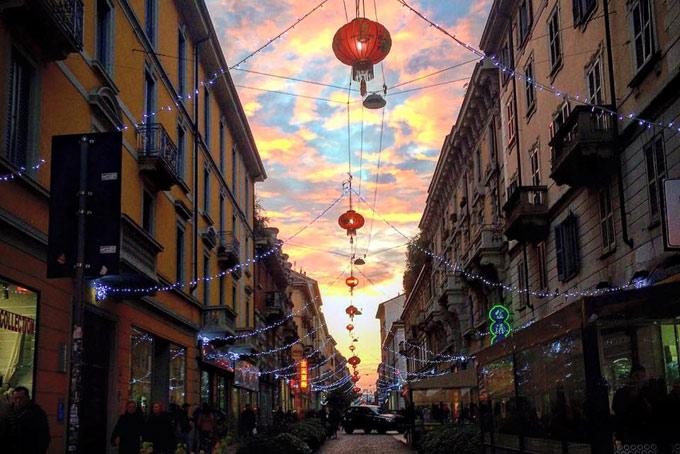 Ravioli bubble tea negozi un tour in Paolo Sarpi a Milano