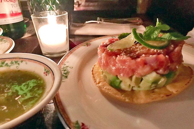 Atmosfera magica e cucina messicana da Canteen in 22 Marzo