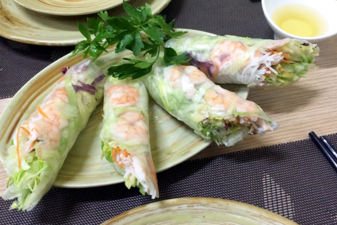 La vera cucina vietnamita da Vinh Ha Long in BaiamontiConosco un posto