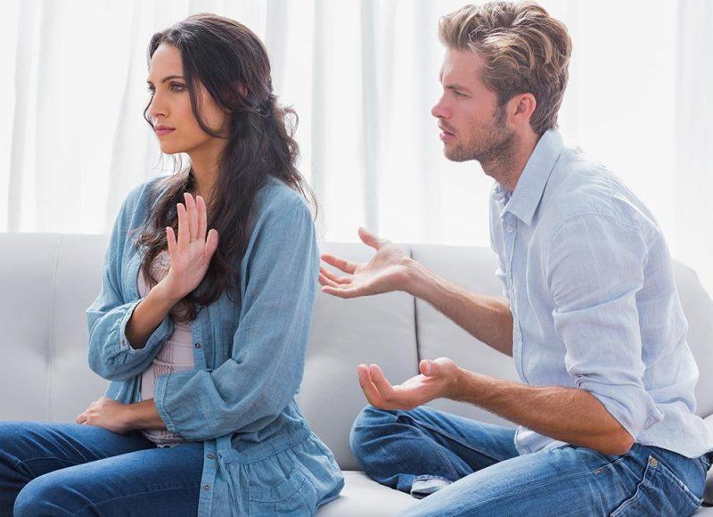 La falta de comunicación de la pareja