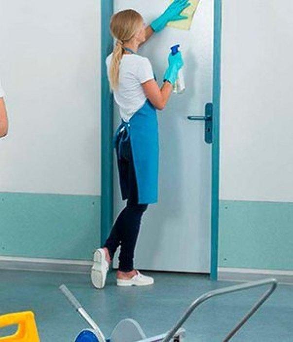 Planificar la limpieza de la casa