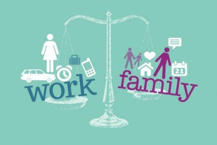 Compaginar familia y trabajo