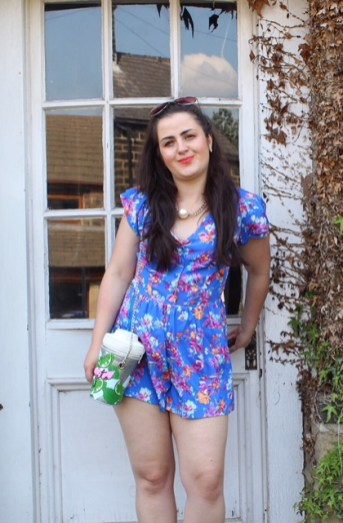 Summer Playsuit 1