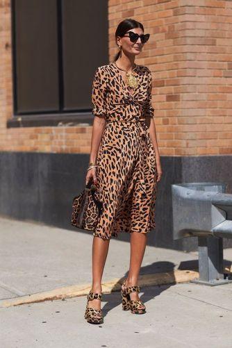 Leopard print Head to Toe - Dress