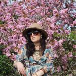 Floral Maxi Wrap-Dress 14