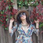 Floral Maxi Wrap-Dress 7