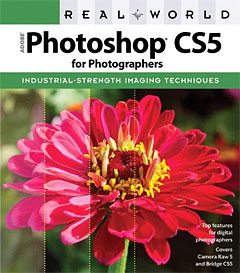 Real World Adobe Photoshop CS5 for Photographers book cover