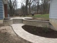 Retaining Wall Gallery   Conrades Landscape Design