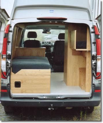 Groer Reisebus mit Doppelbett Dusche Wohnzimmer und
