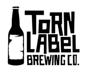 Torn Label Brewing Co at CONRAD'S