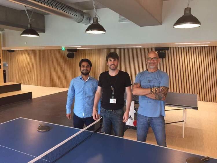 """torneo di Ping Pong con una raccolta fondi a favore della Sindrome di Rett, denominato """"Insieme ConRett"""""""