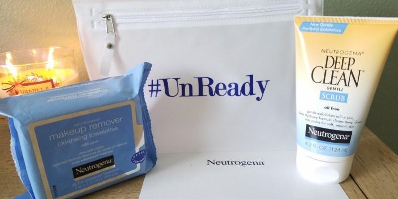 Mi Rutina #UnReady con el Método de Doble Limpieza de Neutrogena®