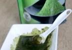 Mascarilla de Té Matcha para un rostro saludable