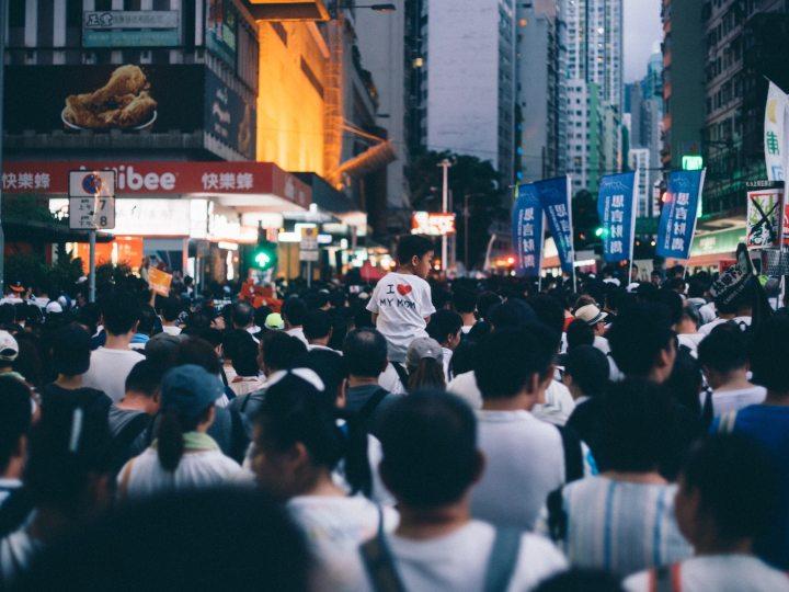 Hong Kong Protests. Credit: Joseph Chan/Unsplash