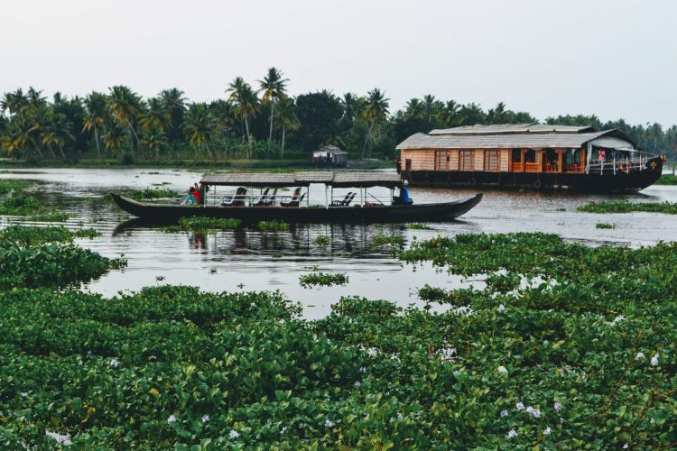 In northern Kerala, The Blue Yonder leads travellers along the banks of the Nila
