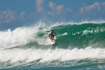 Best Surfing in Puerto Rico