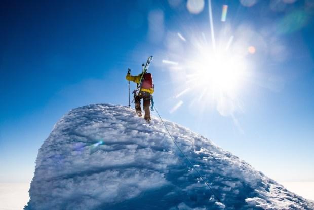 Brody Leven Adventure Skier