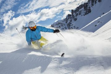 Aspen Powder Skiing