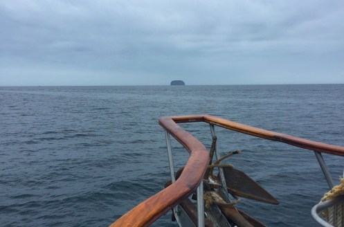 Bartolome Galapagos Boat