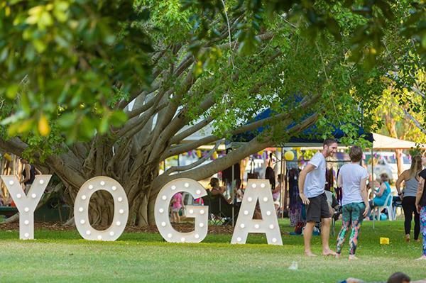 Darwin Yoga Day Festival 2016-2