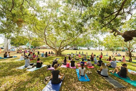 Darwin Yoga Day Festival 2016