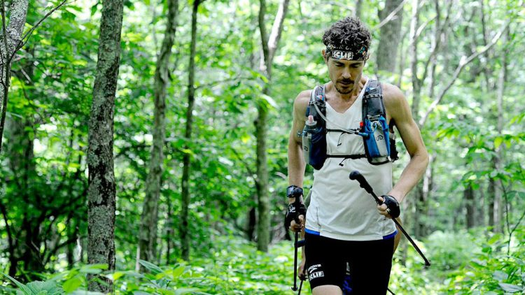 Scott Jurek's world record run on the Appalachian Trail.
