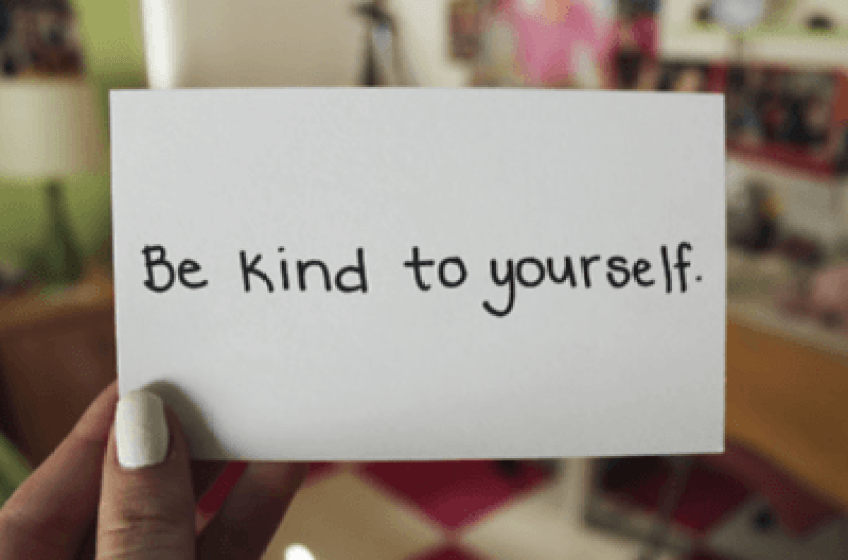 Be kind to yourself when living with Chronic Illness