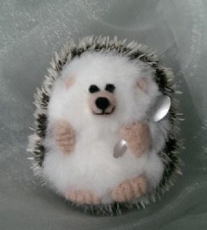 Needlefelt Spoonie Hedgehog