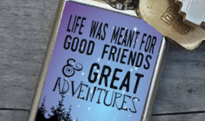 Migraine Blog - life great friends and adventure