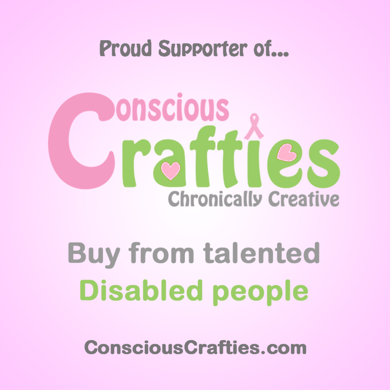 Proud Supporter of Conscious Crafties