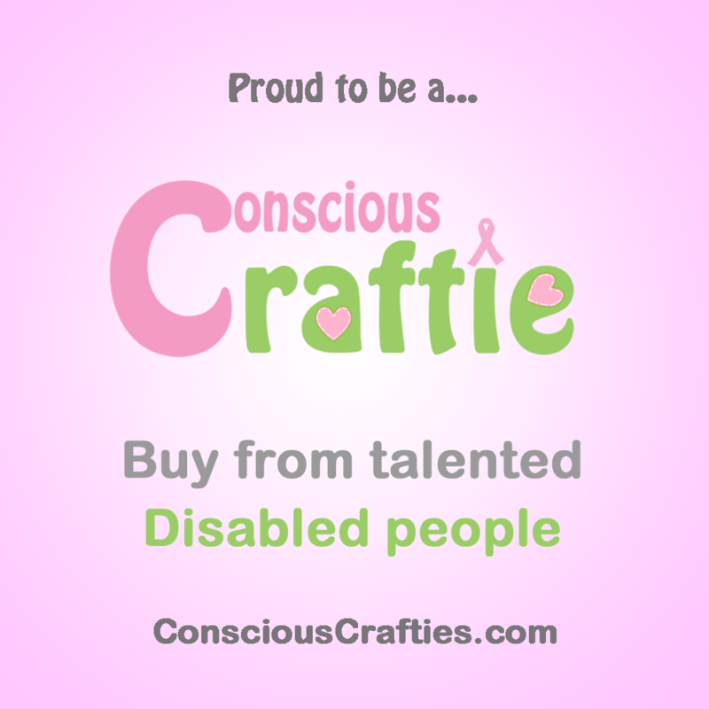 Proud to be a Conscious Crafties