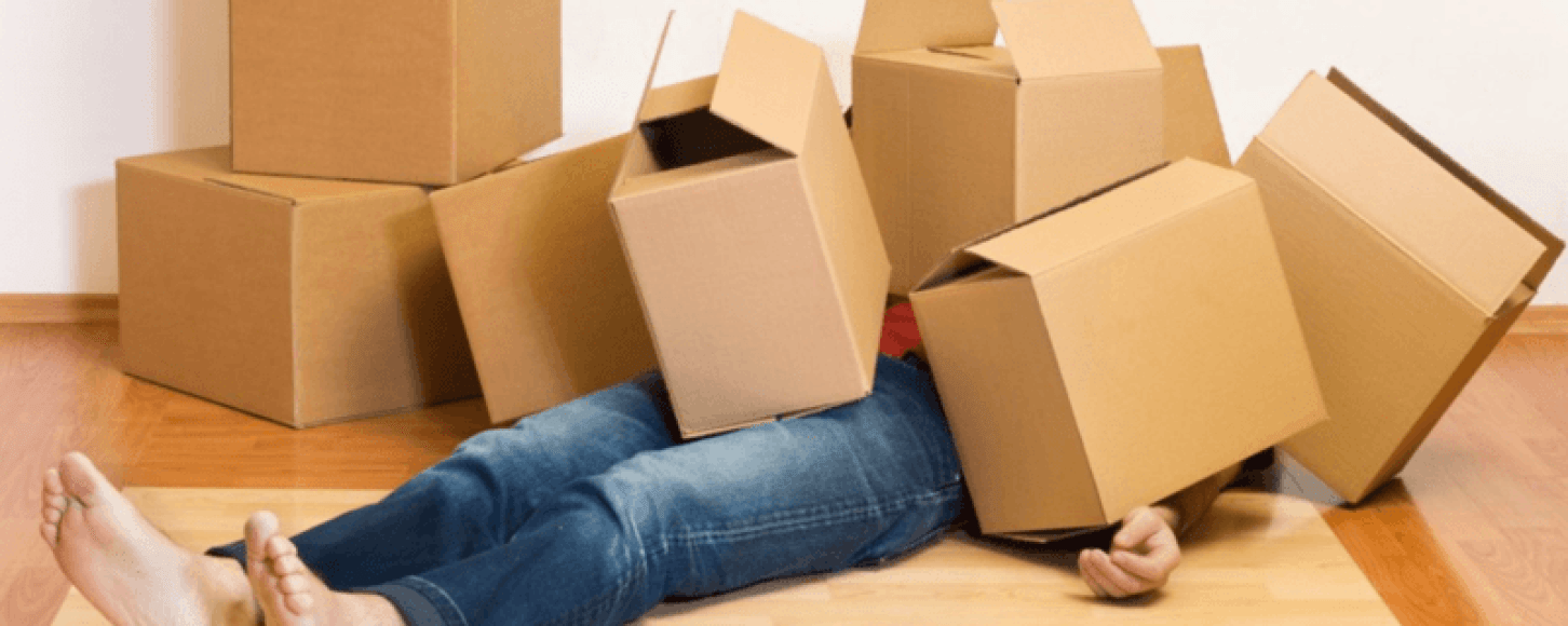 moving house with a chronic ill husband