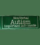 Autism seatbelt cover 3