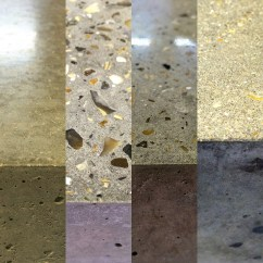 Kitchen Island Tops Area Rugs For Polished Concrete Worktop Samples - Gallery Conscious Forms