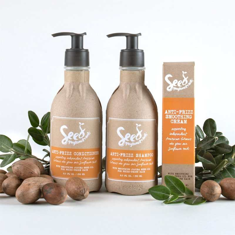 seed antifrizz collection