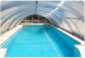 Abri de piscine IDEALCOVER KLASSIK
