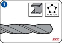 Forets à métaux
