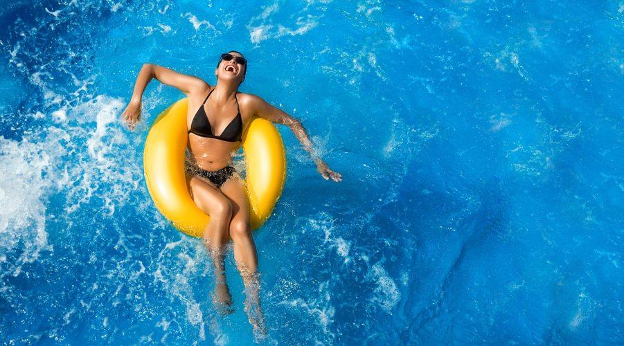 Le traitement de l'eau de piscine