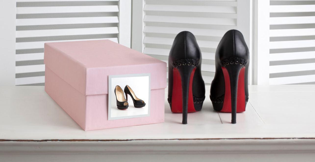 astuce déco pour ranger les chaussures - conseil & astuce
