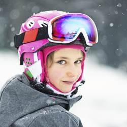 casque de ski sécurité