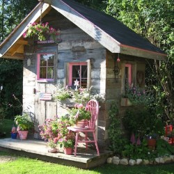 construire son abri de jardin soi meme